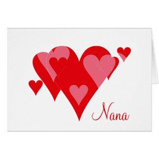 Nana s Valentine Card