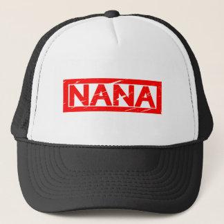 Nana Stamp Trucker Hat
