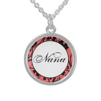 Nana Sterling Silver Necklace
