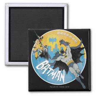 NANANANANANA Batman Icon Refrigerator Magnet