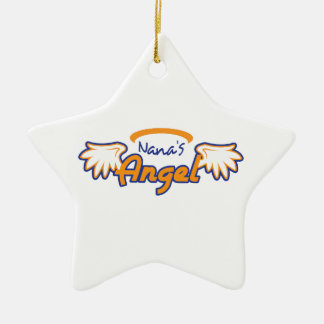 NANAS ANGEL CERAMIC ORNAMENT