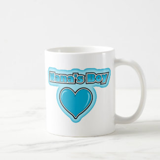 Nana's Boy Coffee Mug