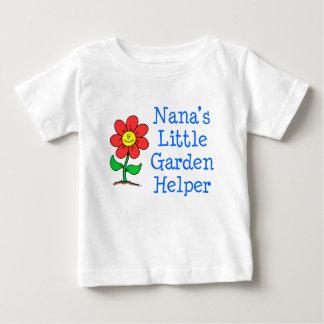 Nana's Garden Helper Baby T-Shirt