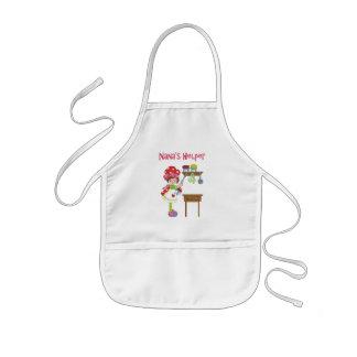 Nana's Helper in the Kitchen Aprons