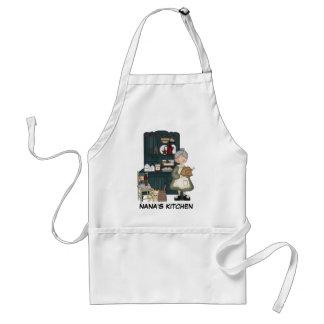 Nana's Kitchen apron