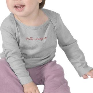 Nana's Sweetest Joy Hearts Infant T-Shirt