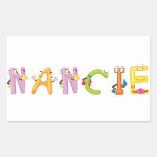 Nancie Sticker