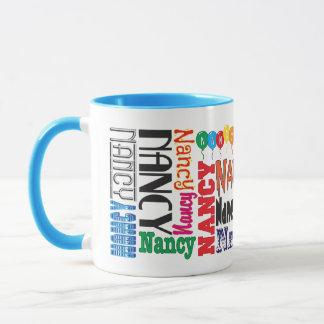 Nancy Coffee Mug
