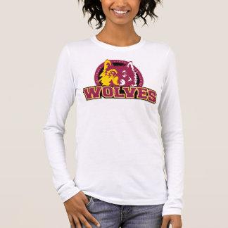 Nancy Kinder Long Sleeve T-Shirt