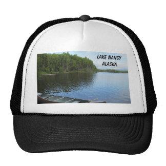 Nancy Lake, Alaska Trucker Hats
