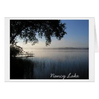 Nancy Lake Card