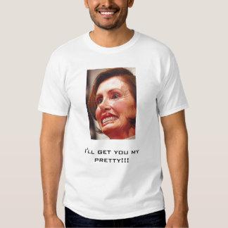 Nancy Pelosi-Wicked Witch Tshirt