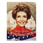 Nancy Reagan, First Lady of the U.S.