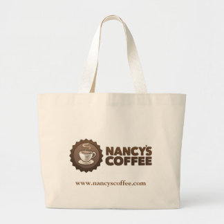 Nancy's Coffee Tote Bag