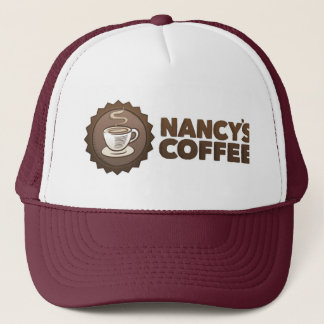 Nancy's Coffee Trucker Hat