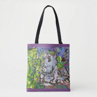 Nandi in the Garden Tote Bag