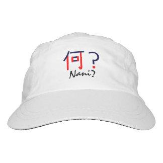 """Nani? It means """"What?"""" Hat"""