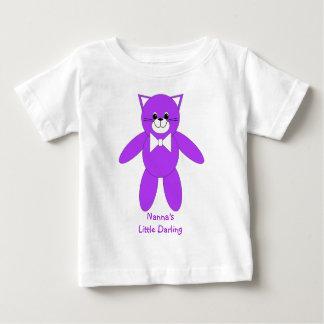 Nanna's Little Darling Baby T-Shirt