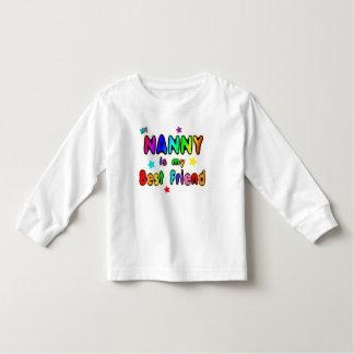 Nanny Best Friend Toddler T-Shirt