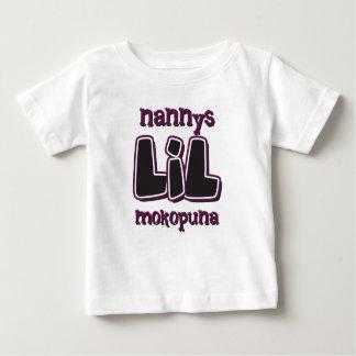 Nannys LIL Mokopuna Baby T-Shirt