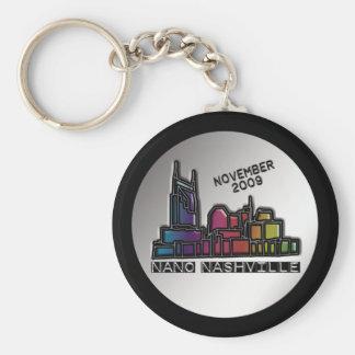 NaNo 2009 Keychain