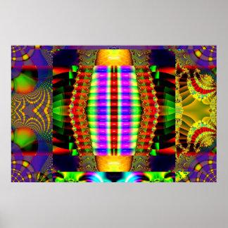Nano Fusion Reactor Poster
