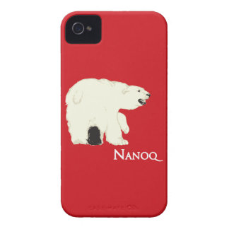 Nanoq (Polar Bear) Case-Mate iPhone 4 Case