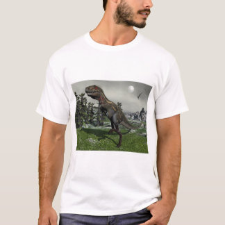 Nanotyrannus dinosaur - 3D render T-Shirt