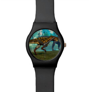 Nanotyrannus hunting watch