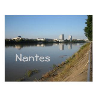 Nantes Postcard