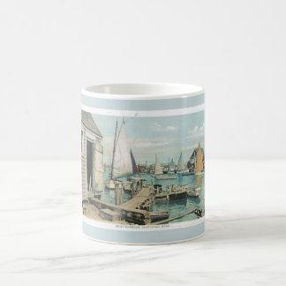 Nantucket Harbor Mug