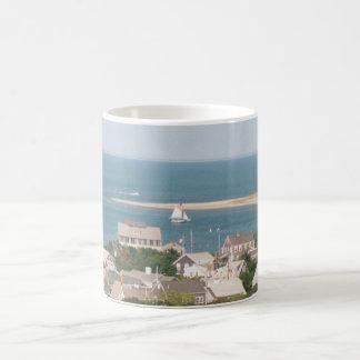 Nantucket Harbor Mug I