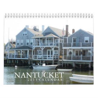 Nantucket Island 2013 Calendar