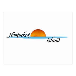 Nantucket Island Postcards