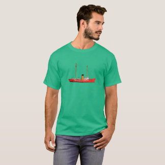 nantucket lightship t,shirt T-Shirt