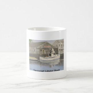 Nantucket  Lobster Shack Coffee Mug