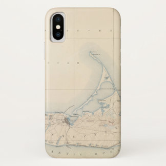 Nantucket, Massachusetts iPhone X Case
