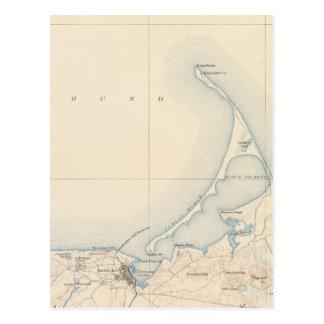 Nantucket, Massachusetts Postcard