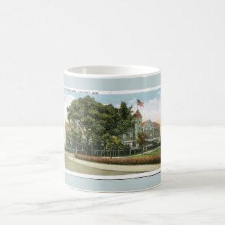 Nantucket Point Breeze Hotel Mug