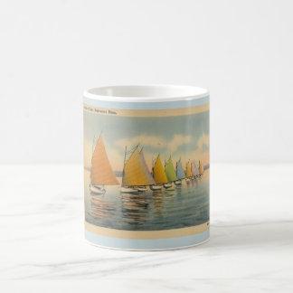 Nantucket Rainbow Fleet 2 Mug