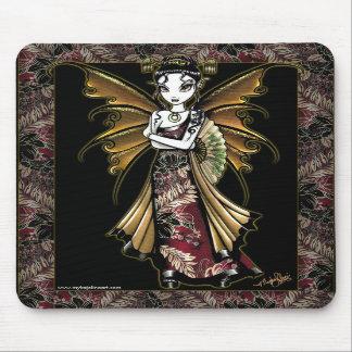 """Naomi"" Oriental Fairy Art Mousepad"