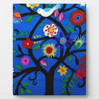 NAOMI'S TREE OF LIFE PLAQUE