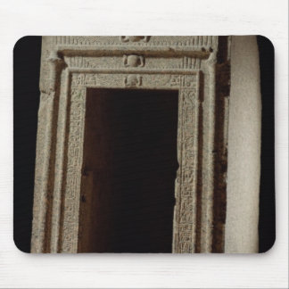 Naos chapel dedicated to the goddess Isis by Ptole Mouse Pad