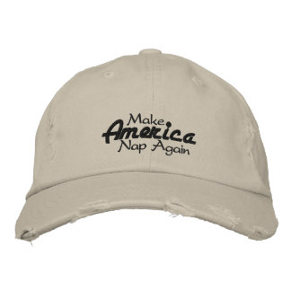 Nap Again ballcap Embroidered Hat
