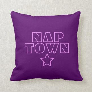 Nap-polis Cushion