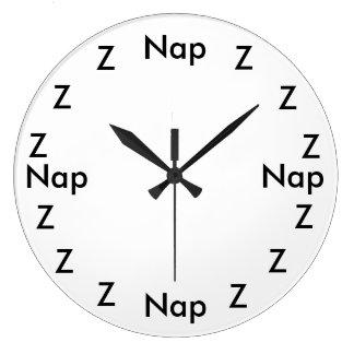 Nap Time Clock