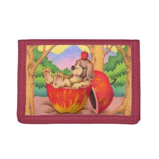Nap Tri-fold Wallet