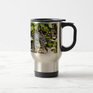 Napa Grapes Travel Mug