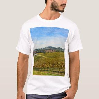Napa Valley California Vineyard T-Shirt