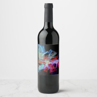 Napa Valley Wine Label
